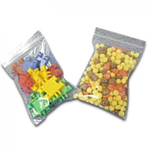 2X8, 2 Mil Polypropylene Reclosable Bags